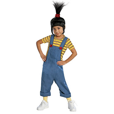 Kids Agnes Costume Deluxe - Despicable Me