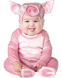 This Lil Piggy Baby Costume