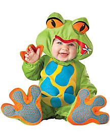 BabyLil' Froggy Costume