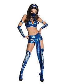 Adult Kitana Costume - Mortal Kombat