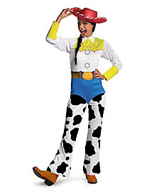 Adult Jessie Costume - Toy Story 3