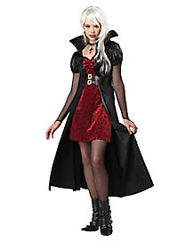 Blood Thirsty Beauty Adult Womens Vampire Costume
