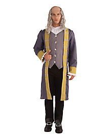 Ben Franklin Adult Mens Costume