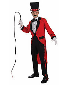 Ringmaster Adult Mens Costume