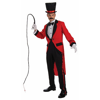 Victorian Men's Costumes Adult Ringmaster Costume $49.99 AT vintagedancer.com