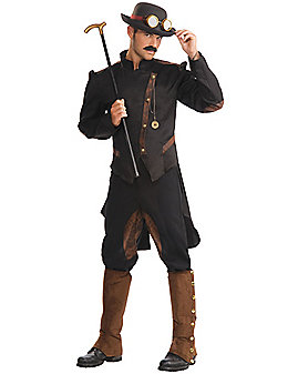 Adult Gentleman Steampunk Costume
