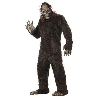 Big Foot Adult Men's Costume