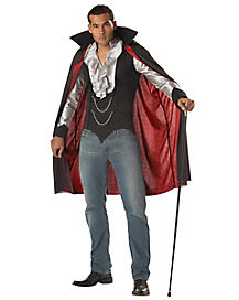 Very Cool Vampire Adult Mens Costume