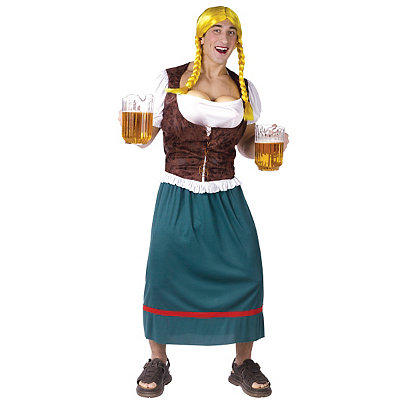 Miss Oktoberbreast Adult Mens Costume