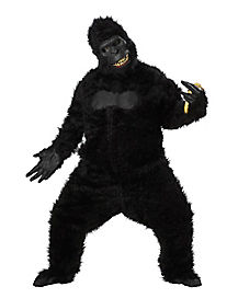 Adult Goin' Ape Ani-motion Costume