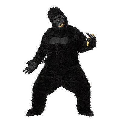 Goin' Ape Adult Men's Ani-motion Costume