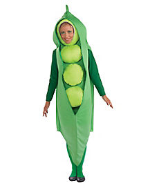 Pea in Pod Adult Costume