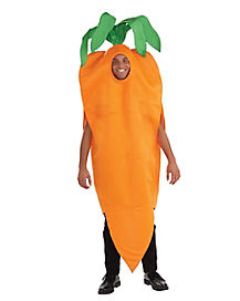 Carrot Adult Men's Costume