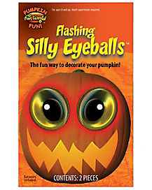 Silly Flashing Eyeballs