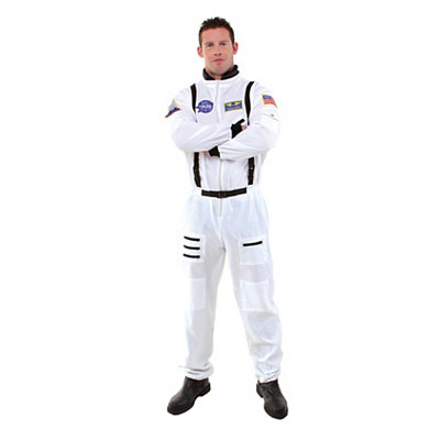 Astronaut Adult Mens Costume
