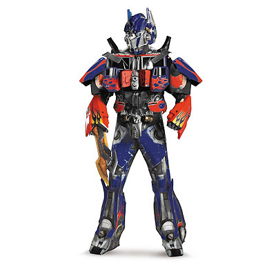 Transformers Optimus Prime Mens Theatrical Costume