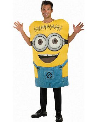 Adult Jorge Minion Costume - Despicable Me
