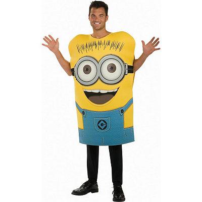 Despicable Me Minion Jorge Mens Adult Size Costume