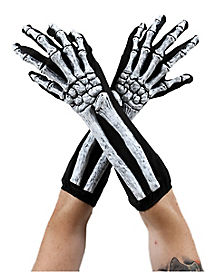 Skeleton Wrist Bone Gloves