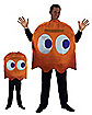 Pac-Man Clyde Deluxe Adult Costume