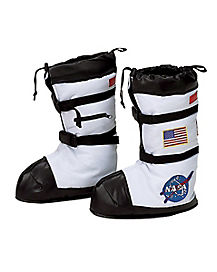 Kids Junior Astronaut Boots