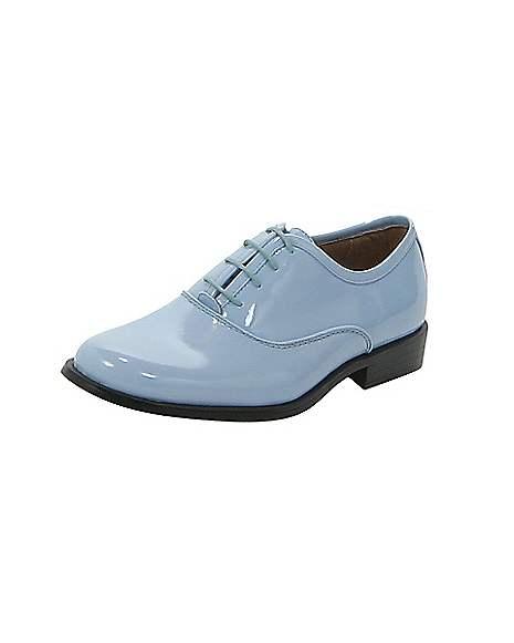 Blue Tux Shoes 6