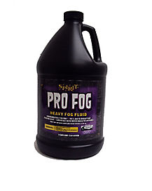 Heavy Fog Machine Fluid - Gallon