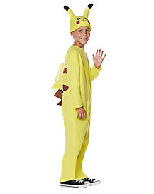 Kids Pikachu Costume Deluxe - Pokemon
