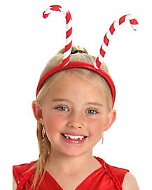 Kids Candy Cane Headband