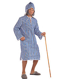 Adult Nighty Scrooge Costume