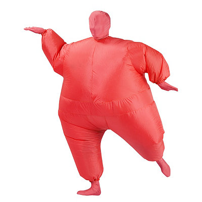 Blimpz Red Inflatable Adult Costume
