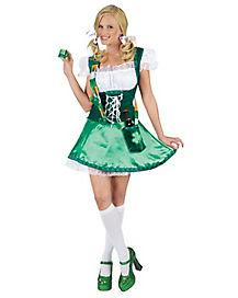 Sassy Lassie Adult Costume