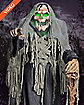 6 Ft Pestilence Smoldering Reaper Animatronics - Decorations