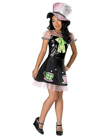 Mad Hatter Tween Costume