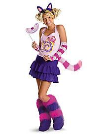 Tween Cheshire Cat Costume - Alice in Wonderland