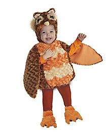 Owl Toddler Costume