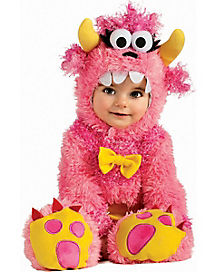 Pinky Winky Monster Infants Costume