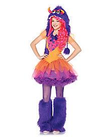 Tween Furrocious Frankie Costume