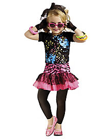 80's Pop Party Toddler Costume
