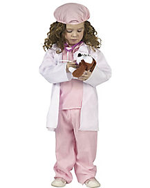 Toddler Lil' Pet Vet Costume
