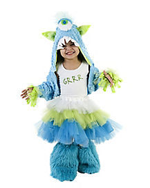 Baby Grr Monster Costume