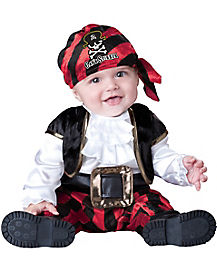 Cap'n Stinker Baby Pirate Costume