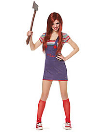 Chucky Teen Costume