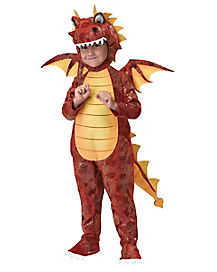 Fire-Breathing Dragon Toddler Costume