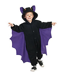 Toddler Anime Bat Costume