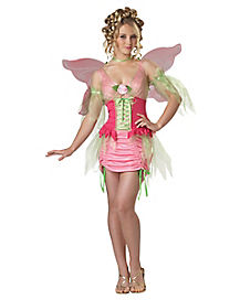 Tween Pixie Fairy Costume