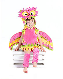 Baby Holly the Owl Costume