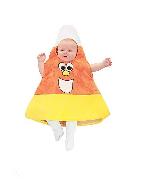 Charlie the Candy Corn Bunting Baby Costume ...