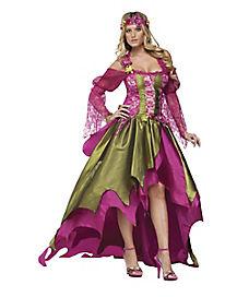 Adult Renaissance Nymph Costume - Theatrical