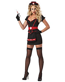 Cardiac Arrest Nurse Adult Womens Costume